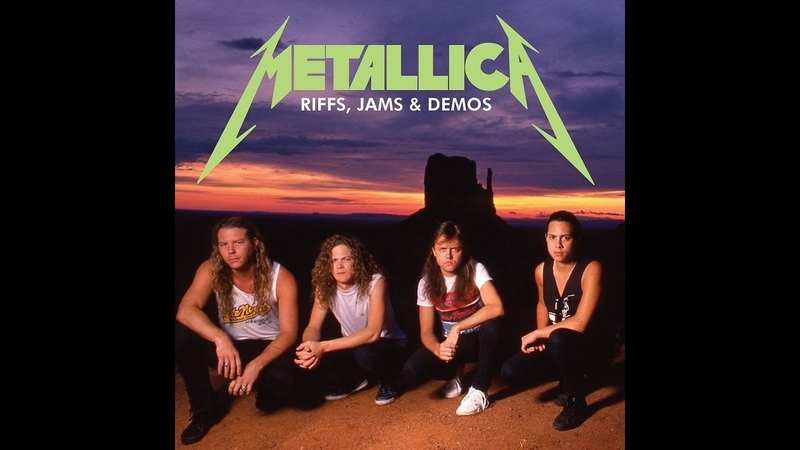 Metallica - And Justice For All Riff Tapes / Writing in Progress (1986-88)