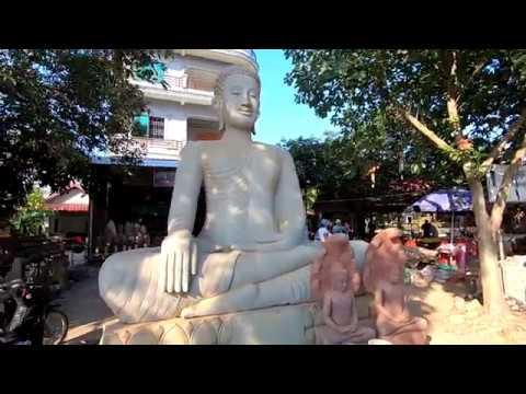 Siem Reap to Poipet - Cambodia