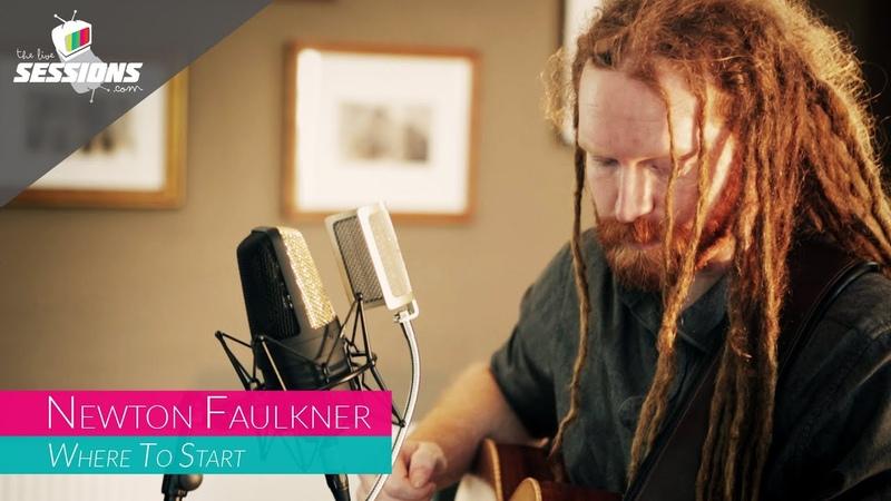 Newton Faulkner - Where To Start The Live Sessions