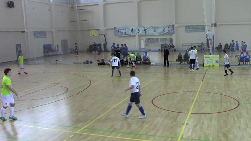 обзор матча Мэйджор-Румянцево