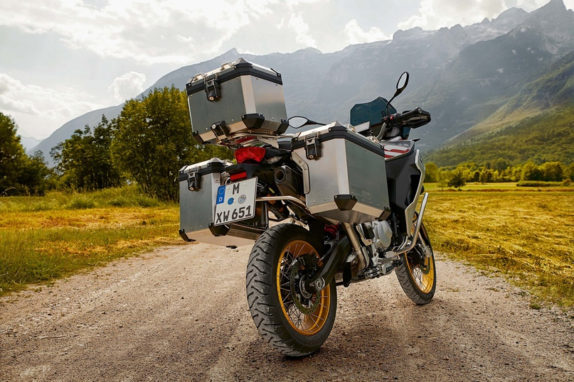 EICMA 2018: турэндуро BMW F850GS Adventure 2019