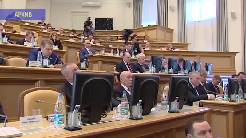 Губернатор Югры выступит с ежегодным отчетом