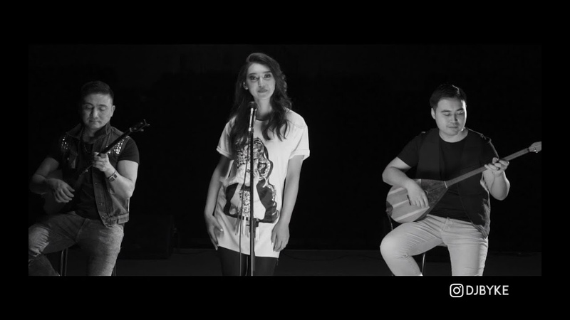 Eagles - Hotel California ( dombyra cover by Made in KZ)