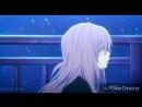 Грустный аниме клип не слыша тишины форма голоса