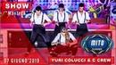 YURI COLUCCI C CREW [Manteca] ✦ Mito Summer 2019