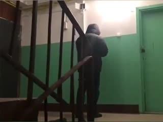 Леонардо ди Каприо репетирует.