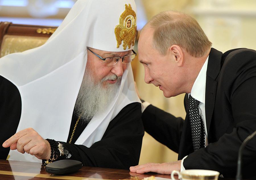 У Путина и главы РПЦ испортились отношения после их встречи