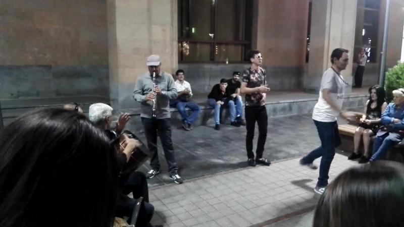 Ереван. Радость. 23.09.18