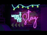 Dannic - Stay (feat. INNA) Official Lyric Video