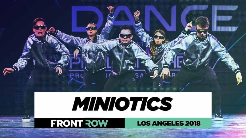 Miniotics | FrontRow | World of Dance Los Angeles 2018 | WODLA18
