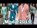 MODA de HOMBRES 2019   OUTFITS ELEGANTES de TENDENCIAS CHICOS   Cómo vestir con estilo Street Style