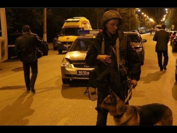 Відео розстрілу у Керчі: шокуючі кадри - Перші про головне. Ранок. (8.00) за 18.10.18