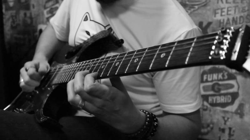 Dmitry Bondarenko - Мурат Насыров - Я это ты (cover Live Band New Tone.соло)