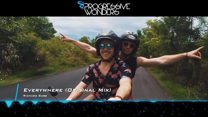 Richard Bass - Everywhere (Original Mix) [Music Video] [Progressive House Worldwide]