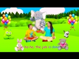 Yes Yes Vegetables Song Nursery Rhymes Kids Songs from Smile Toys Review