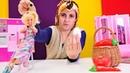 Barbie'ye köyden teyzesi geliyor! Eğlenceli kız oyunu!