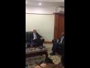 Герцог Кембриджский встретился с вице президентом Намибии Нанголо Мбумбой 24 09 18