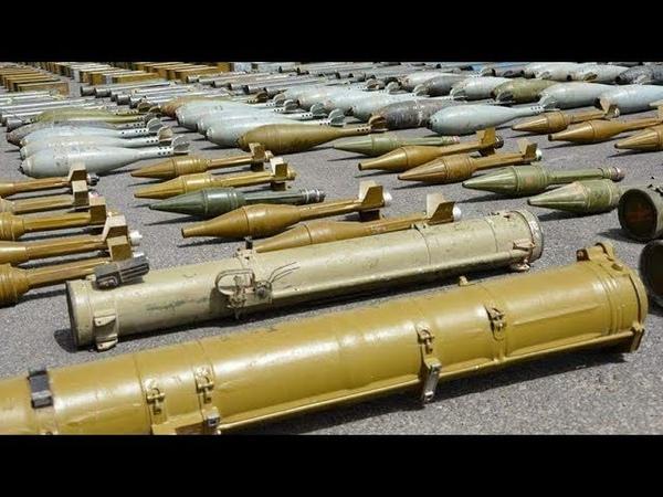 В Даръа обнаружено хранилище боевиков    Главное от ANNA NEWS на утро 13 декабря, 2018 mp4