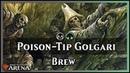 Poison-Tip Golgari | Guilds of Ravnica Standard Deck [Magic Arena]