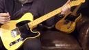 Batalla de las Fender Telecaster parte 2/3