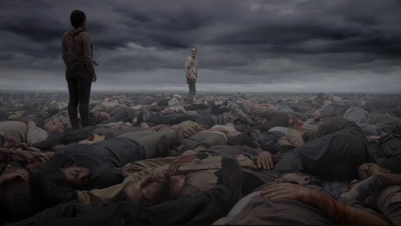Ходячие мертвецы | The Walking Dead / TWD (2018). S09E05. 1080p. FOX. Отрывок