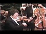 Itzhak Perlman Shreds Mendelssohn Violin Concerto