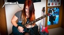 METALLICA - Spit Out The Bone [GUITAR COVER] with SOLO [INSTRUMENTAL] | Jassy J