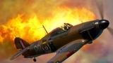 IL-2 Sturmovik Cliffs of Dover - Guncam V