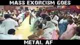 REAL MASS EXORCISM (India) Metal Church Bloodywood