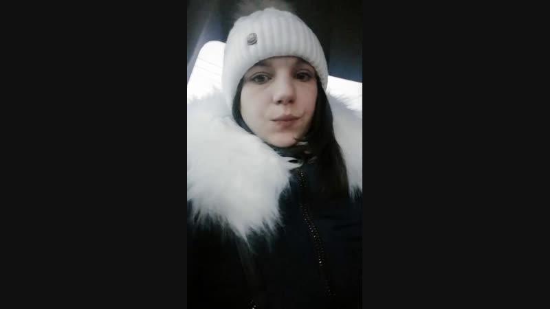 Анна Баринова - Live