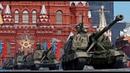 Парад Победы на Красной Площади 9 мая 2016. Российская армия.