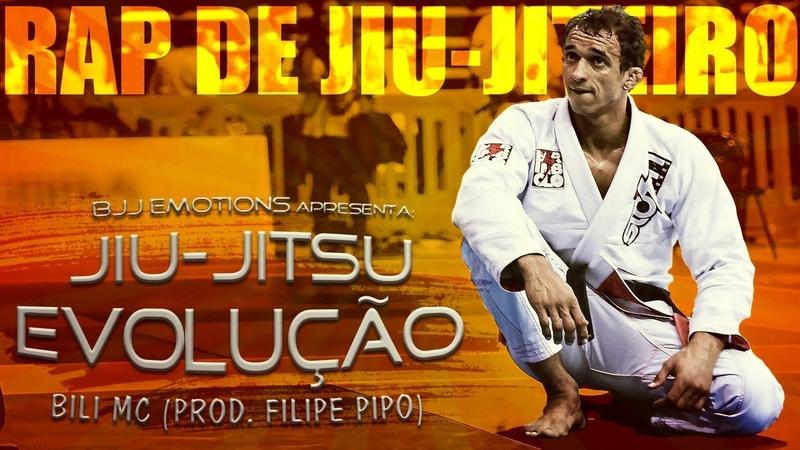 Bili MC - Jiu-Jitsu Evolução ● RAP DE JIU-JITEIRO