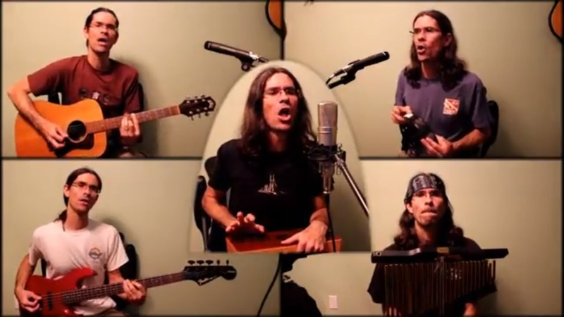 In My Room - The Beach Boys cover by Dave Rucci (the DAVE'S)