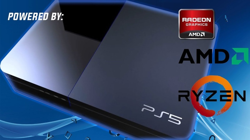 AMD Partnership Hints Powerful PS5 VegaRyzen SoC With The Possibiliy PS4Pro Games Being 4k 60!