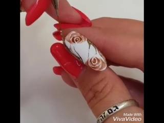 М/К Осенние розы вам в подарок ??