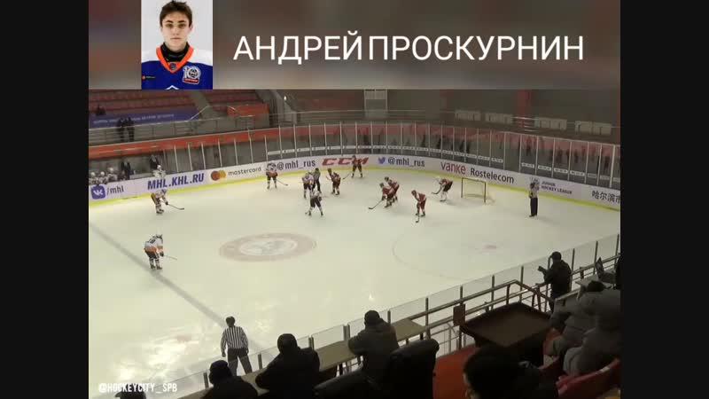 Голы. КРС Хейлунцзян - СКА-Варяги (06.01.2019)