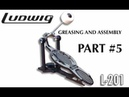Ludwig Speed King How To Grease and Assemble Part V