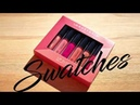 Обзор Anastasia Beverly Hills Lip Gloss Swatches Jayne Mois
