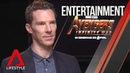"Avengers Infinity War ""about being stronger united Benedict Cumberbatch CNA Lifestyle"