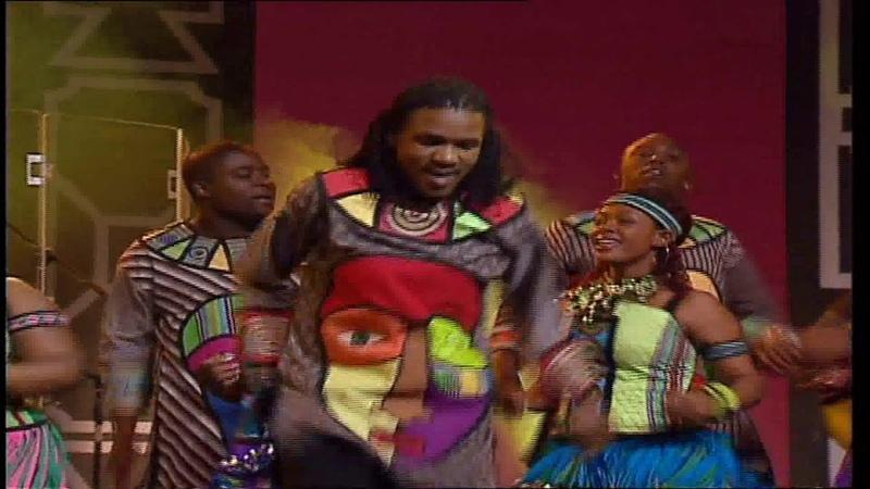 Ahuna Ye Tswanang le JesuKammatla - Soweto Gospel Choir