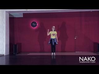 ART STORY   Коренюк Анастасия   Танцевальная студия NAKO
