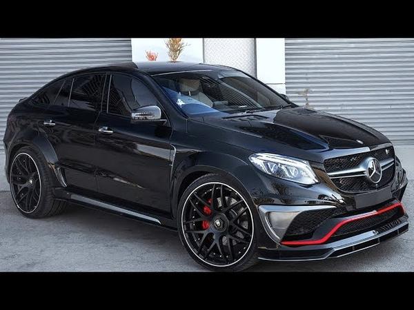 Tuned Mercedes-AMG GLE 63 S Coupe by Lumma Design