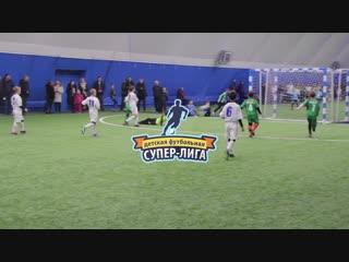 Детская Супер-Лига в Самаре, 5 тур