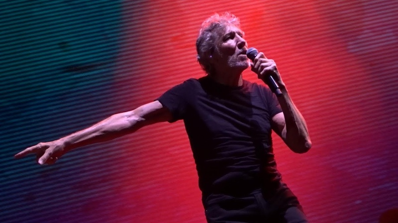 Roger Waters - Live @ Moscow 31.08.2018 (Full Show)