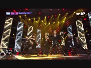 Monsta x - shoot out @ the show 181030