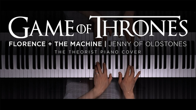 Florence The Machine - Jenny of Oldstones (Game of Thrones) | The Theorist Piano Cover