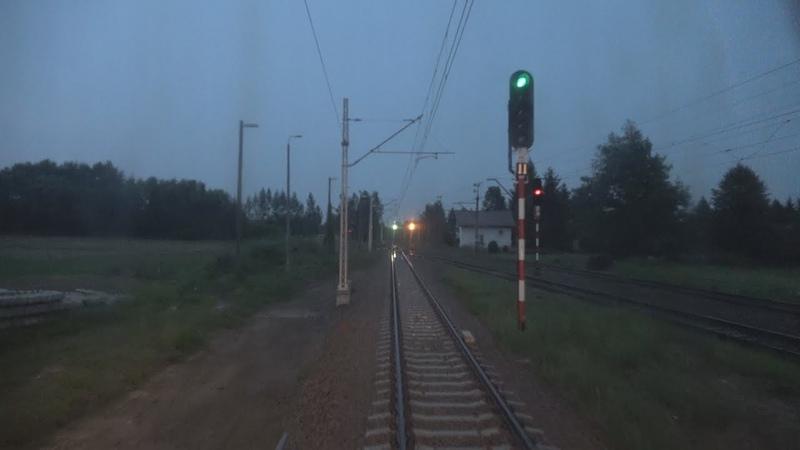 4K Cabview EN71-010 Zakopane - Kraków Płaszów sound - 10.08.2018