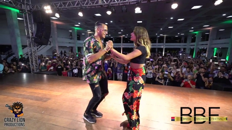 Samy Carolina - Busco Una Mujer @ BBF - Brazil Bachata Festival 2018