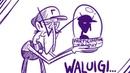 Wa Elegy Waluigi's Assist Trophy Song