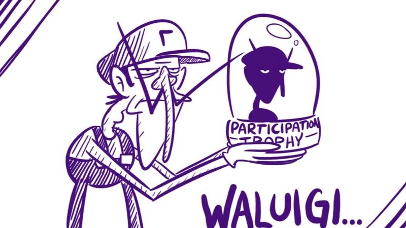 Wa-Elegy (Waluigi's Assist Trophy Song)